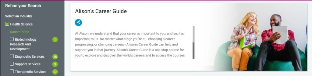 The Alison Career Guide: A Great Way to Build Your Career | GenOpen